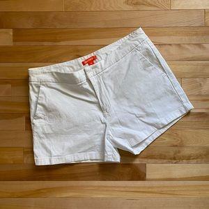 JOE FRESH Classic White Shorts